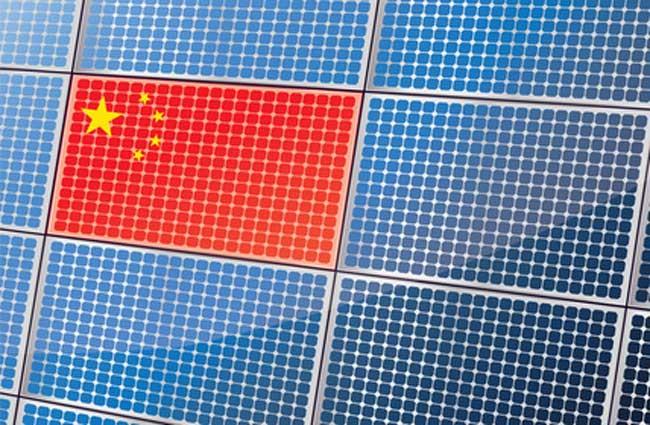 chinese solar panel