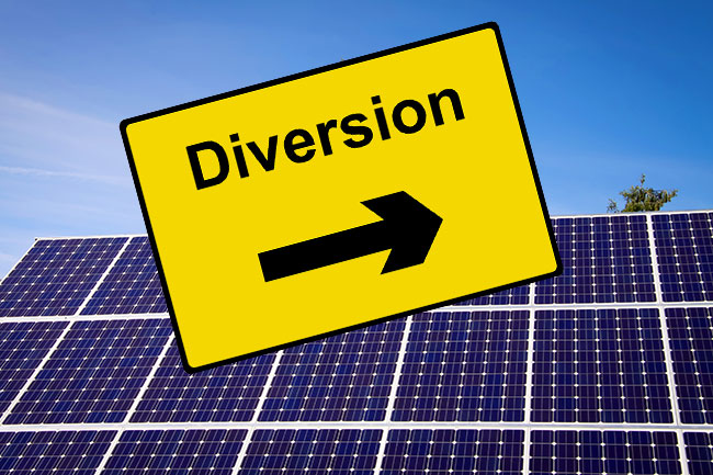 how to divert your excess solar pv to a hot water cylinder solar rh solarquotes com au