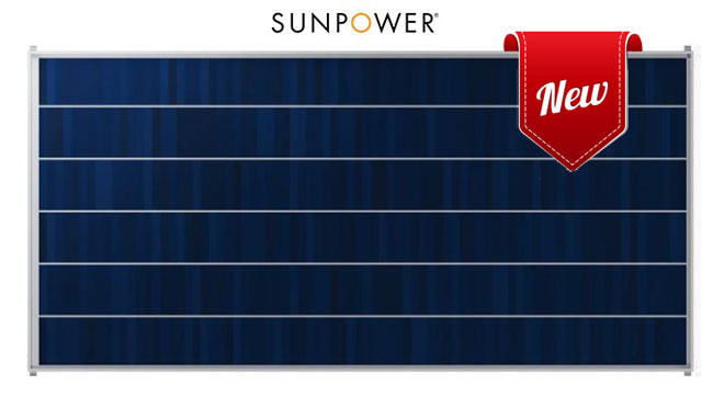 New Sunpower Solar Panels To Go From Crazy Expensive To