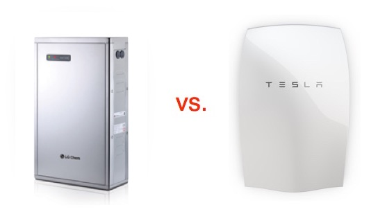 Lg Chem Resu 6 4ex Vs Tesla Powerwall Solar Quotes Blog