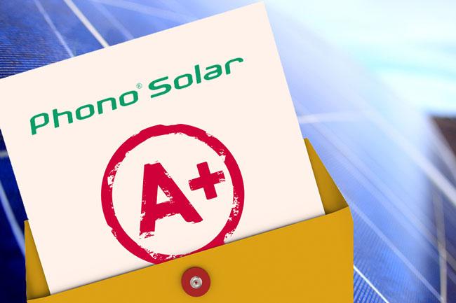 phono solar panel review