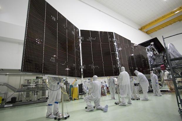 nasa solar panel - photo #9