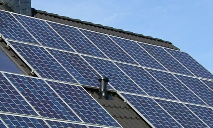 Solar Panels And Plumbing Vents - Solar Quotes Blog