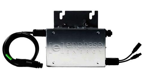 An Enphase Microinverter