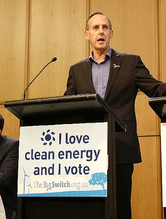 Bob Brown Loves Renewable Energy