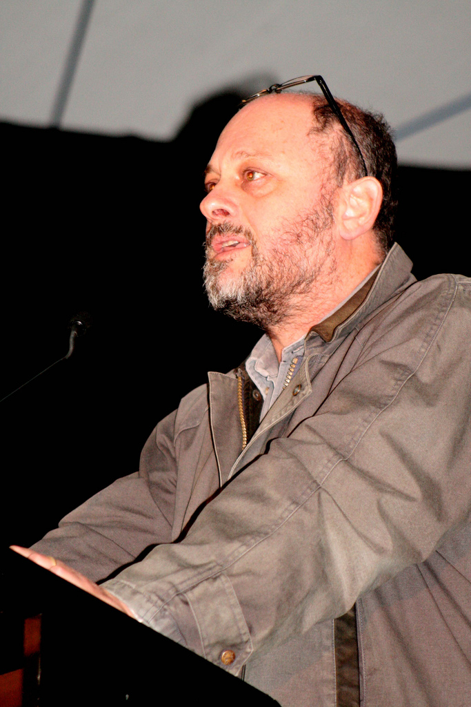 tim flannery speaking