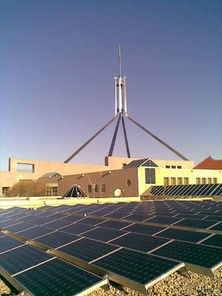 Solar Panels in Canberra