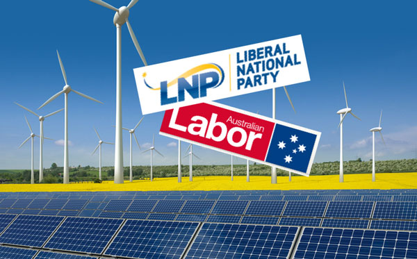 Renewable energy is too important to be trusted to pollies.