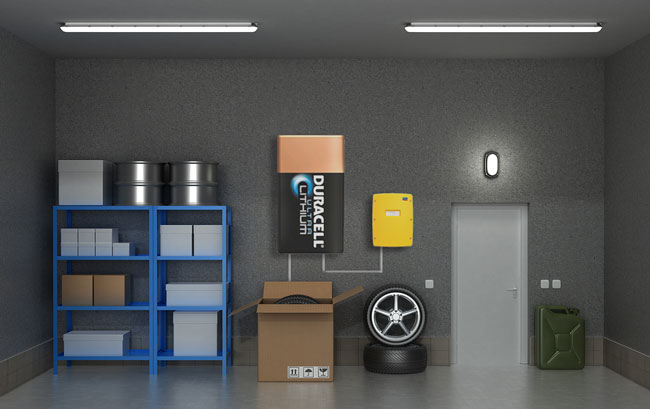 duracell home battery