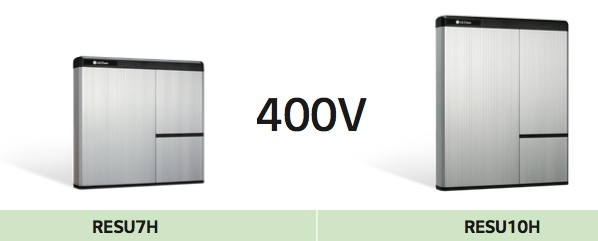 LG HV batteries compatible with Huawei solar inverters