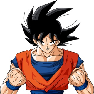 """Goku from Dragonball Z or possibly Elon Musk saying, """"This isn't even my final form!"""""""