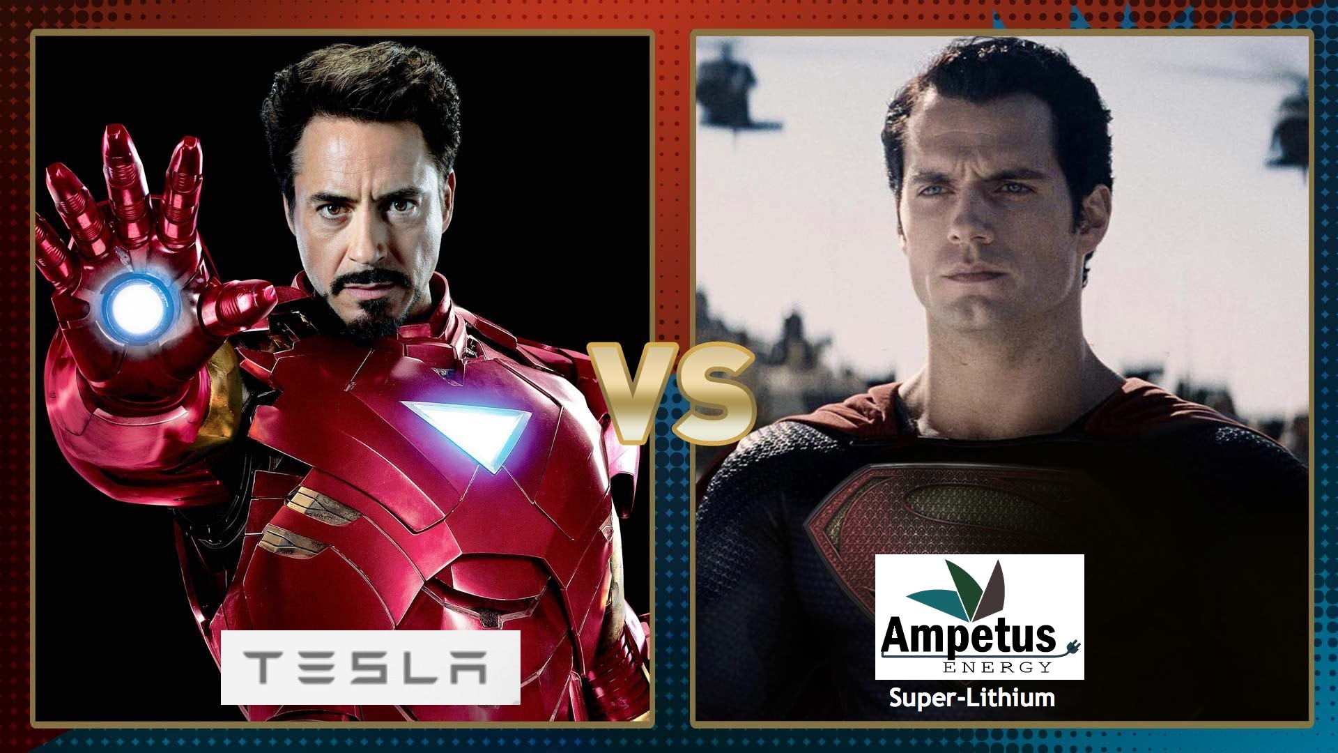Ironman vs superman