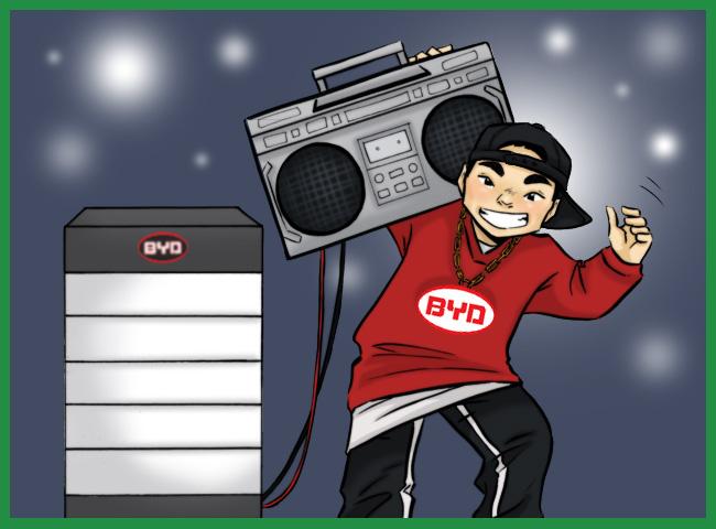 BYD B-Box