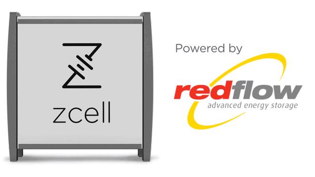 Redflow ZCell flow battery