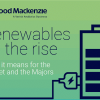 Renewable Energy - Risk And Opportunity For Oil And Gas Majors