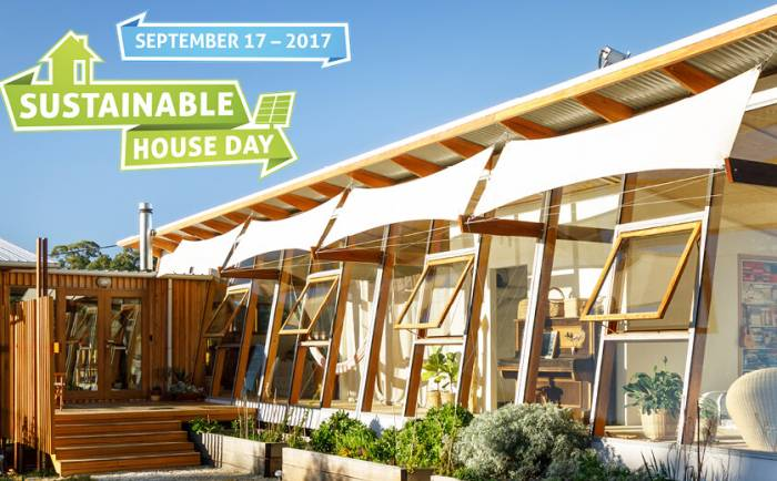 Sustainable House Day 2017