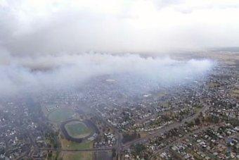 Morewell Coal Smoke