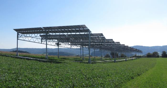 Solar and agriculture - Agrophotovoltaics
