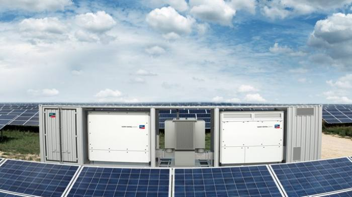 SMA solar inverters in Australia