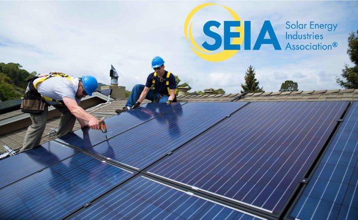 Solar trade case - SEIA