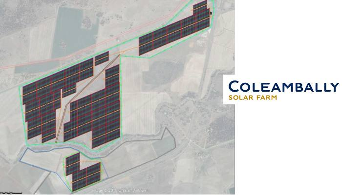Coleambally Solar Farm
