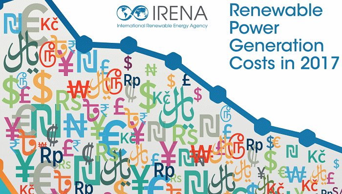 Renewable Power Generation Costs