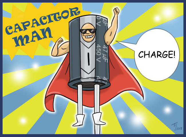 super capacitor man - Arvio Kilowatt Labs Sirius