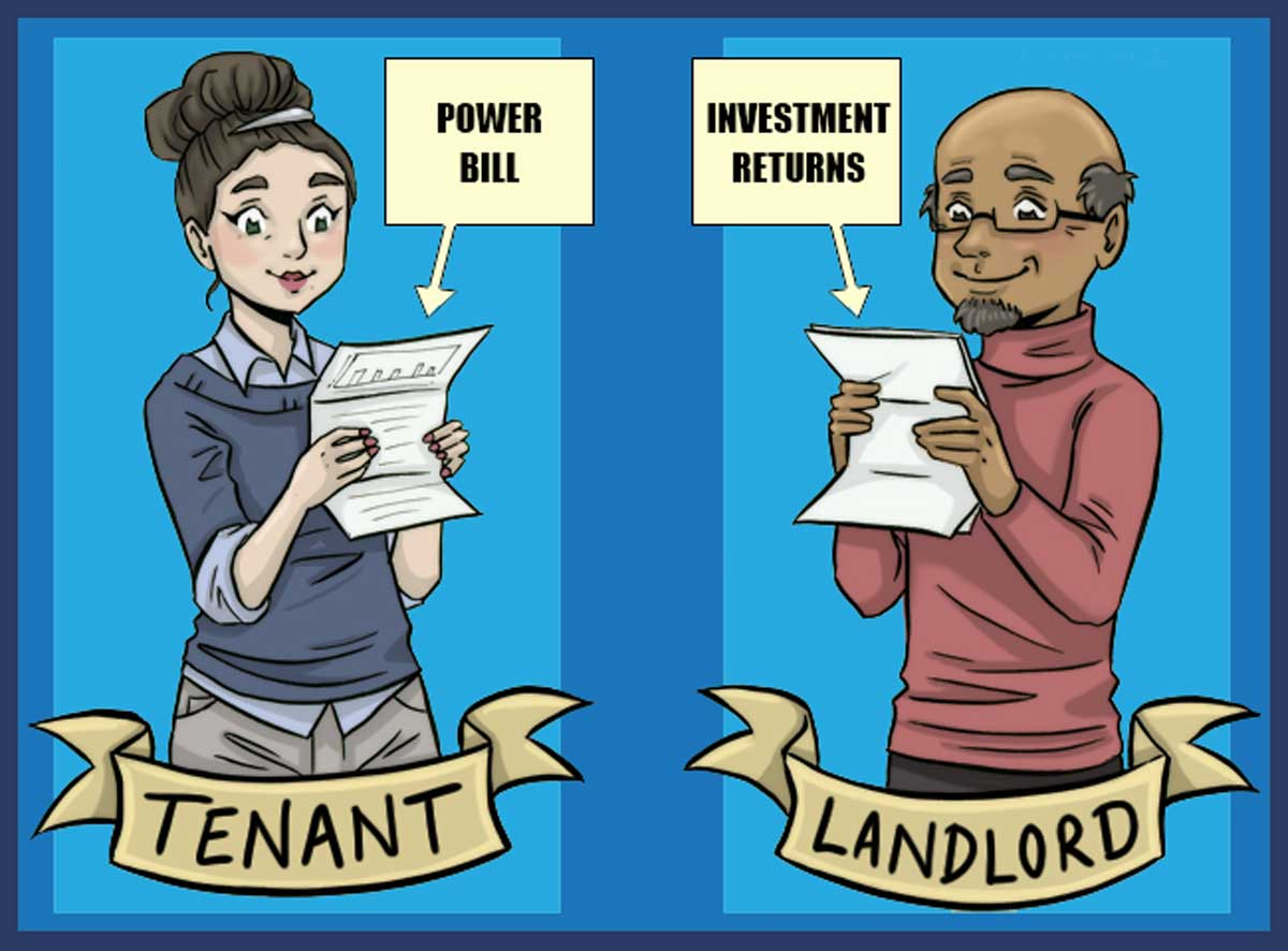 Landlord Energy Review: Solar for Commercial Tenants