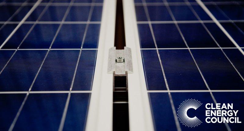 Clean Energy Council - solar compliance