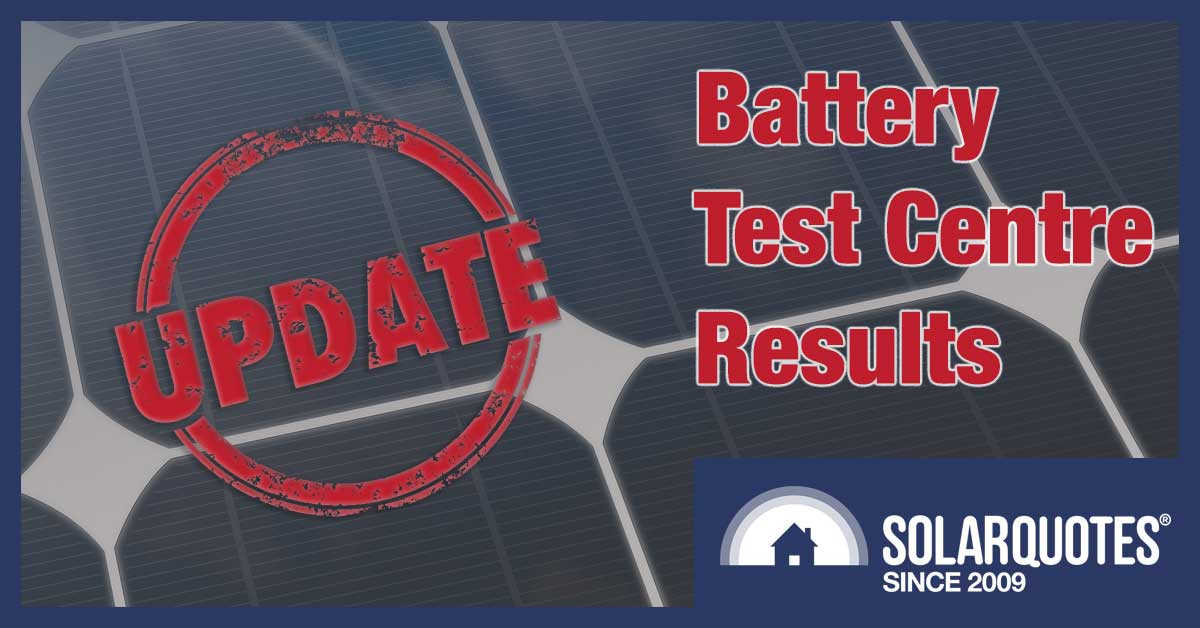 Battery Test Results: BYD B-Box Wins, Some Other Brands Fail Miserably