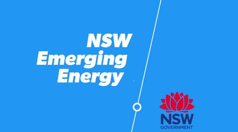 NSW Emerging Energy Program
