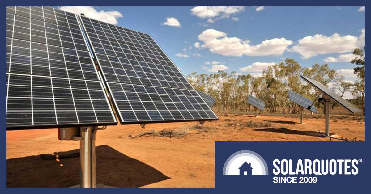 Desert Knowledge Australia Solar Centre