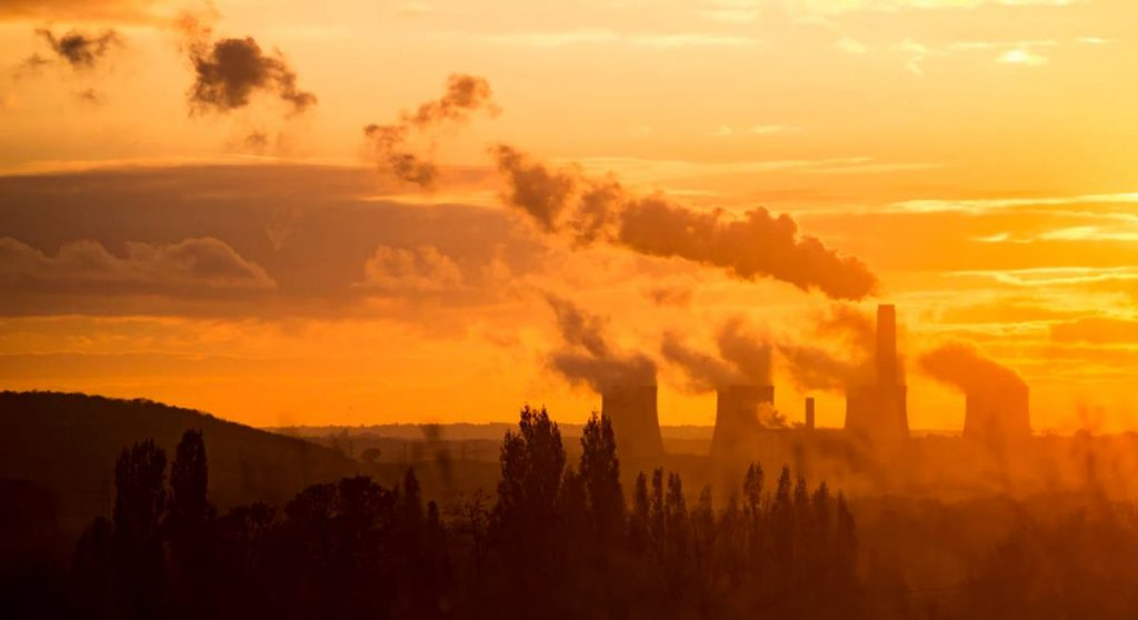Coal power and air pollution in Australia