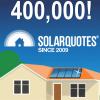 Solar Quotes milestone