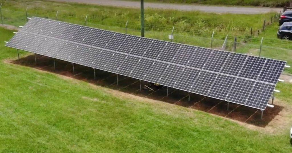 Solar power Kenilworth