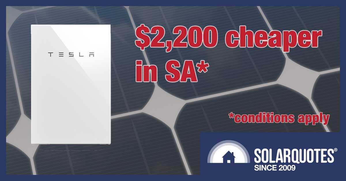 Tesla Powerwall 2 SA battery deal review