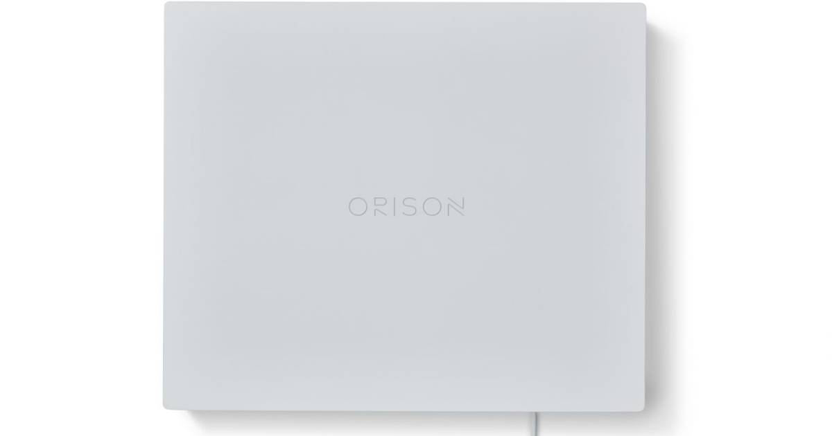 Orison Panel plugin battery
