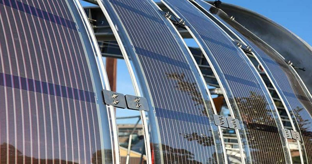 Printed solar panels - University of Newcastle