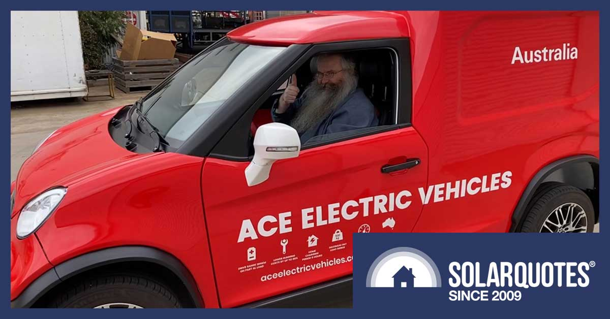 Ace electric cargo van review