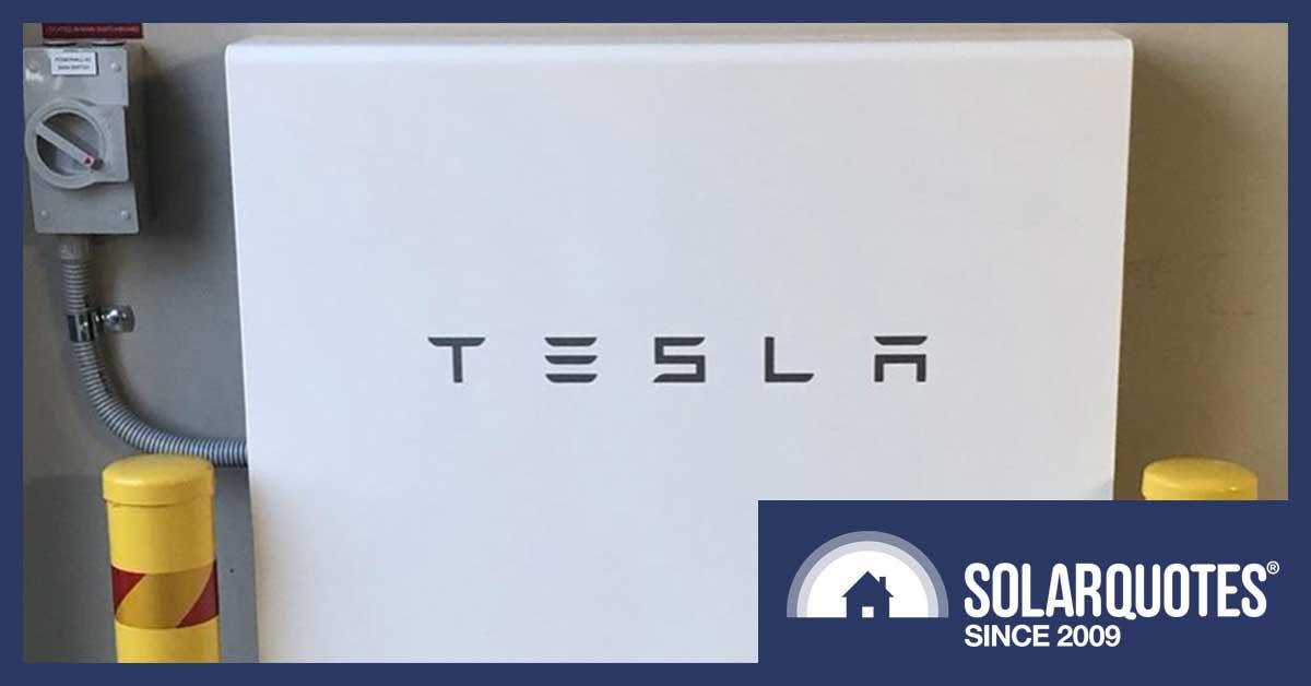 Tesla Powerwall price increase