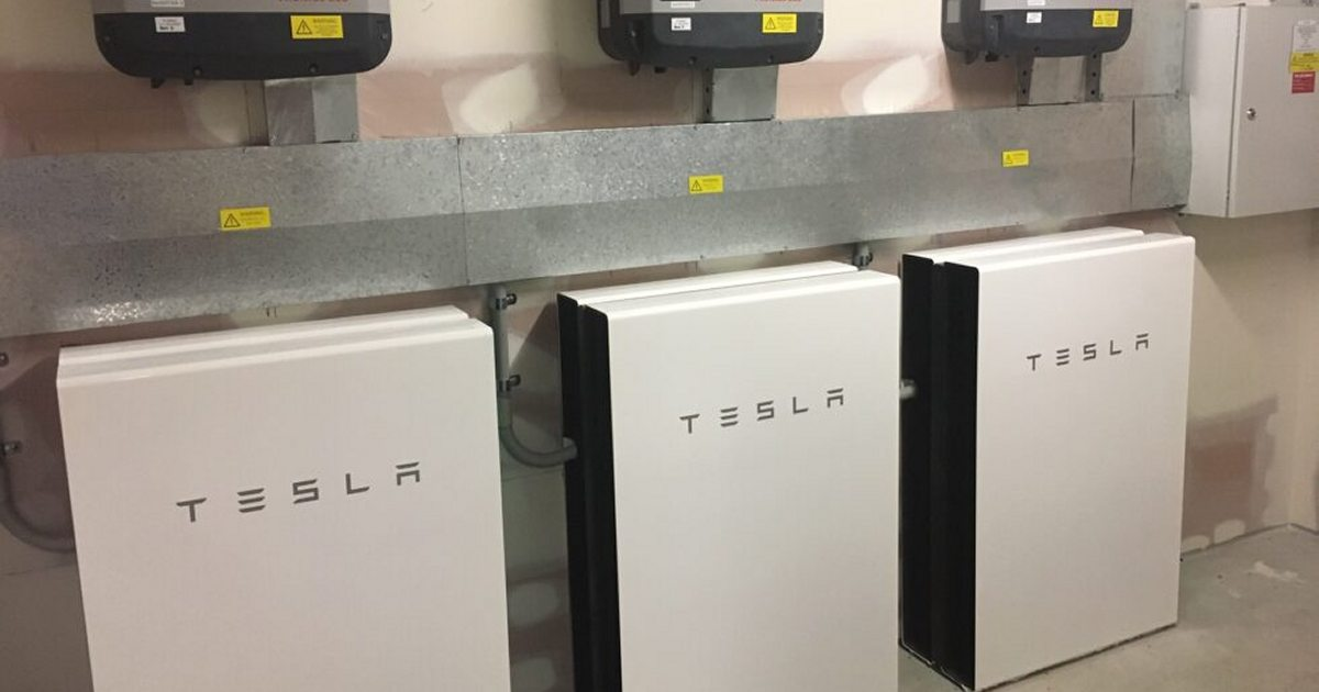 Tesla Powerwall - Lithgow City Council