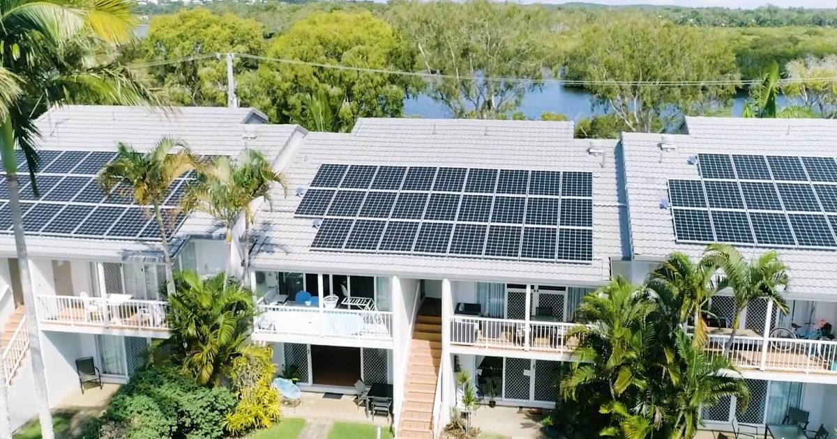 Solar for strata - Locality Planning Energy