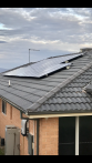 Metrisol Energy Pty Ltd installation example