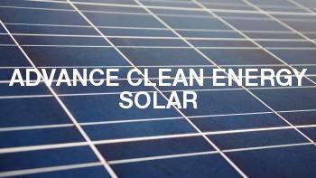 Advance Clean Energy Solar