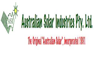 Australian Solar Industries Pty Ltd