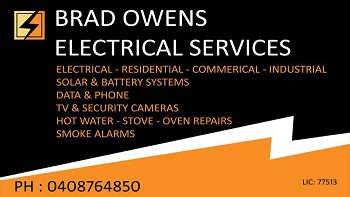 Brad Owens Electrical