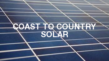 Coast to Country Solar