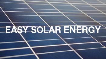 Easy Solar Energy