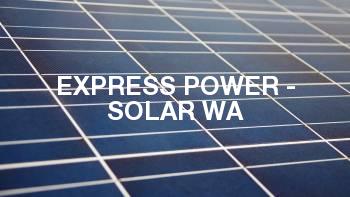 Express Power - Solar WA