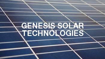 Genesis Solar Technologies